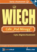 "Cafe ""Pod Minogą"" - audiobook"