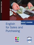 języki obce: English for Sales and Purchasing - ebook