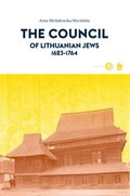 The Council of Lithuanian Jews 1623-1764 - ebook