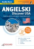 Angielski Discover USA - audiokurs + ebook