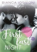 First last night - ebook