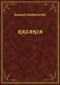 Kazania - ebook