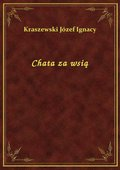 Chata za wsią - ebook