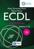 ECDL. Web editing. Moduł S6. Syllabus v. 2.0 - ebook