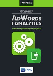 : AdWords i Analytics - ebook