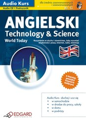 : Angielski World Today Technology & Science - audio kurs