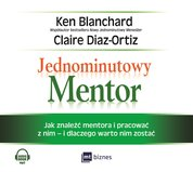 : Jednominutowy Mentor - audiobook