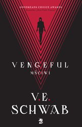 : Vengeful. Mściwi - ebook