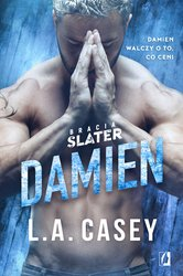 : Bracia Slater. Tom 5. Damien - ebook